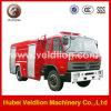 4X2 dieselmotor 5cbm Water Tank Fire Truck