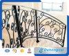 El nuevo cercar con barandilla de las escaleras del acero inoxidable de la alta calidad