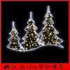 크리스마스 훈장 LED 주제 나무 빛
