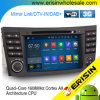 Vista carro DVD DAB+ Android 5.1 de Imageerisin Es3080e maior 7 do  para o Benz Cls/E/G-Class
