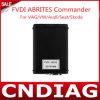 De Bevelhebber van Abrites van Fvdi voor (V24) de Dongle van de Software VAG/Vw/Audi/Seat/Skoda USB