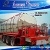 De Semi Aanhangwagen van de Tanker van het asfalt/van het Bitumen met Verwarmingssysteem