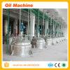 Óleo aprovado do farelo de arroz do extrator do óleo do farelo de arroz do Ce da eficiência elevada que faz a maquinaria