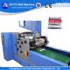 Equipo automático de Rewinder del papel de aluminio