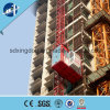 Ce/BV/ISO Approvedの0~96m/Min High Speed Construction HoistかBuilding Material Elevtor