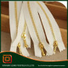 Zipper original Manufacturer Gold Metal Zipper con Wholesale Zipper
