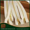 Ursprüngliches Zipper Manufacturer Gold Metal Zipper mit Wholesale Zipper