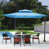 두 배 상단 정연한 로마 우산
