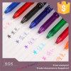 2015 8 Colores Frixion plástico borrable Gel Pen (X - 8802 )