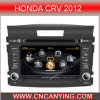GPS를 가진 Honda CRV 2012년, A8 Chipset Dual Core 1080P V-20 Disc WiFi 3G 인터넷 (CY-C111)를 가진 Bluetooth를 위한 특별한 Car DVD Player