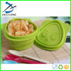 FDA Silicone Foldable Bowl met Lid