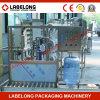 Grande de pequeña capacidad/barril embotelladora de agua de botella de 5 galones