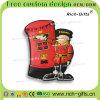 I magneti del frigorifero di modo hanno personalizzato i regali promozionali con il fumetto Gran-Bretagna (RC-UK)