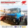 Het Gewicht van de rand 6 Ton van de Tankwagen van het Water met de Motor van Commins 180HP