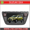 Zuivere Android 4.4 Car DVD Player voor Suzuki Sx4 2013 - A9 GPS Bluetooth van cpu Capacitive Touch Screen (advertentie-S013)