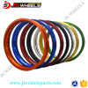 CNC Aluminum Alloy 36 Holes Wheel Rims de 18inch/19inch/21inch Colored para Racing Sport Motorcycle