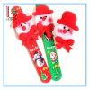 크리스마스 선물 산타클로스 및 크리스마스 훈장을%s 눈사람 팔찌 또는 소매끝 또는 손 반지