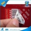 2015 het Open Nietige Embleem van de Stickers van de Douane/de Nietige Sticker van de Veiligheid