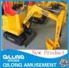 Equipo eléctrico de la diversión del excavador del juguete de 2015 nuevo cabritos (QL-150320A)