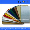 Colorer le panneau composé en aluminium de couche isolé par prix enduit de la Chine meilleur PVDF