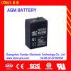 Battery acidificado ao chumbo 6V4ah Storage Small Battery (SR4-6)