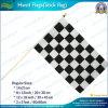 F1 White e Black Hand Flags (NF01F02023)