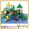 Speelplaatsen van de Dia van kinderen de Openlucht