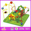 2015 Wooden novo Game Toy para Kids, DIY Cheap Wooden Toy String Bead Toy, Highquality Wooden Bead Maze Toy para Children W11b051