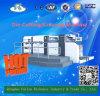 Alta eficiencia Semiautomático caja de papel que hace la máquina