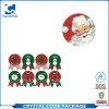 Beste verkaufende nette Weihnachtsaufkleber-Kennsätze