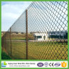 5X5cm Abertura Black PVC Coated Chain Mesh Fence