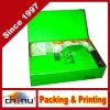 Rectángulo de papel del regalo del vino de calidad superior (3152)