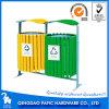 Автоматический мусорный бак конструкции парка неныжного ящика Touchless прочный напольный