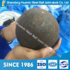 Bola de acero forjada Wear-Resistant para la mina de cobre 80m m