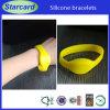 Silicone RFID Wristband para a piscina