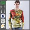 T-shirt en gros bon marché de sublimation de 2016 de mode hommes d'OEM