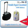 Mini concentrador portátil do oxigênio/concentrador portátil a pilhas do oxigênio/concentrador pequeno do oxigênio de Portalbe com bateria (JAY-1)