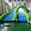 Скольжение воды раздувного продукта большое для напольной игры LG8093