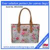 Ontworpen Dame Handbag met Afgedrukt Canvas (hb-013)