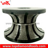 Shape V Full Bullnose Diamond Profile Wheel
