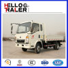 HOWO 4X2 Light Duty Truck Small Cargo Truck