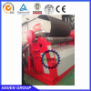 Universal metal sheet rolling machine W12S - 25X4000 with four rollers