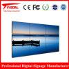 46 affichage à cristaux liquides Video Wall d'encadrement de pouce 6.7mm