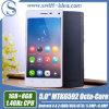 Estupendo adelgazar 5 el teléfono de la venta del androide 4.4.2 de la base de Qhd Mtk6592 Octa de la pulgada (el W3)