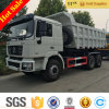 Shacman D'long 6x4 375HP 덤프 트럭