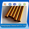 16mm Golden Anodizing Aluminum Tube