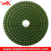 Diamond molhado Polishing Pads para Stone