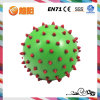 Pvc Inflatable Green Ball met Red Point Massage (YY3-04)