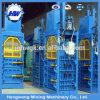 Macchina idraulica della pressa per balle per Cotton&Paper residuo d'imballaggio