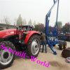 Elektrischer Protokoll-Schlussteil mit Kran für Traktor